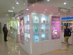 南京化妝品展示櫃價格