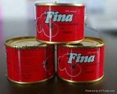 1000g canned tomato paste
