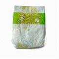 Super absorbent Baby Diaper/ Nappy(s/m/l/xl)