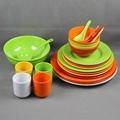 Melamine dinnerware 2