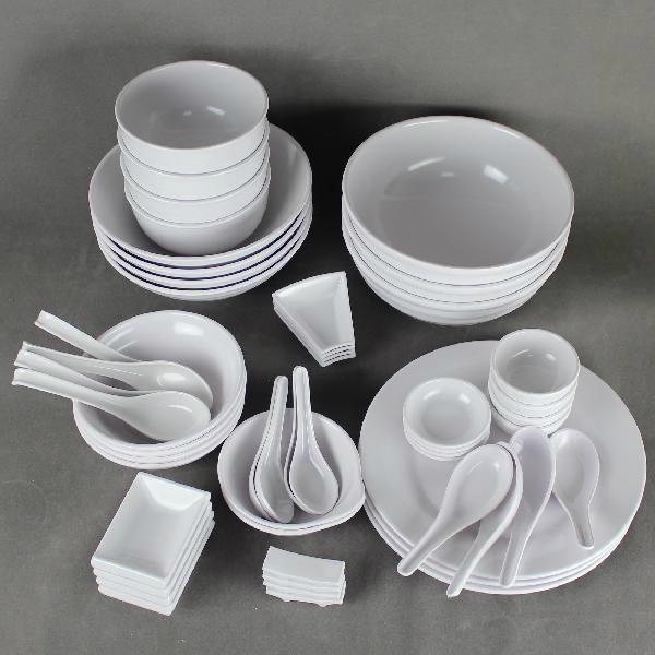 Melamine dinnerware 3