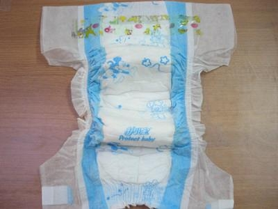 soft and comfortable baby diaper 2