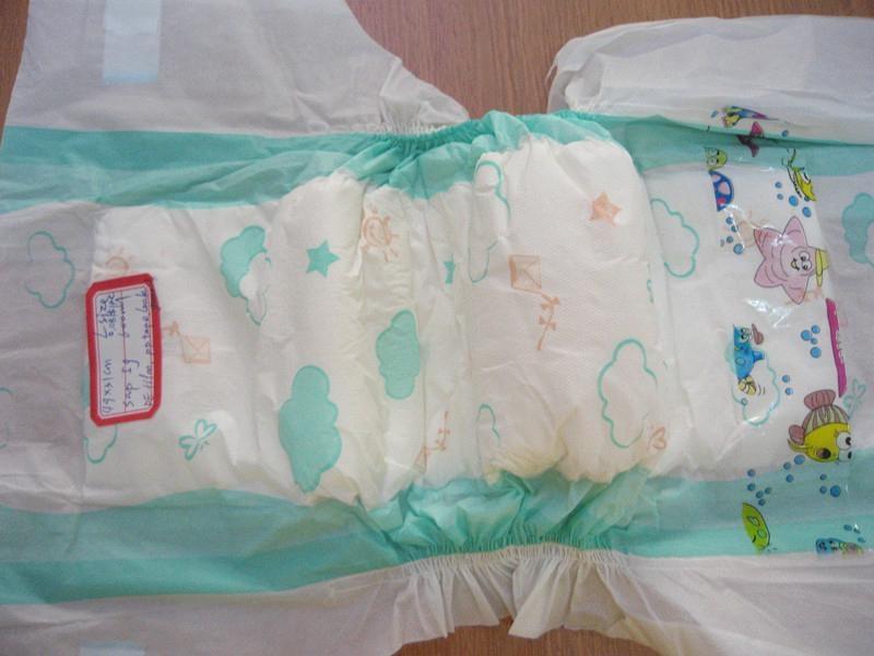 soft lovely baby diaper 1