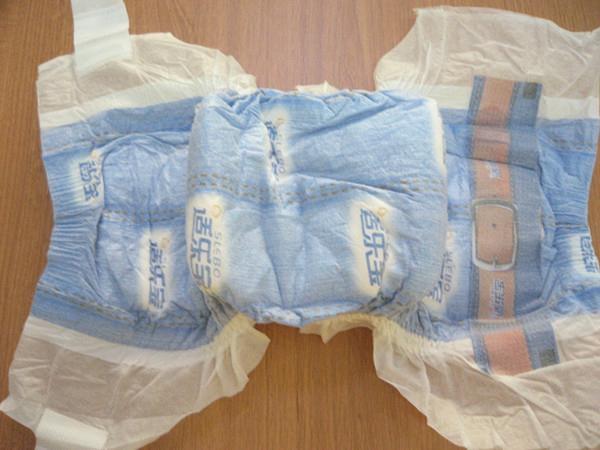 soft lovely baby diaper 4