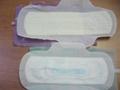 Free samples sanitary napkin/sanitary towel/sanitary pad 3