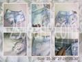 Sweet Light Blue Denim Shorts