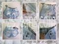 Trendy Blue Denim Shorts 2