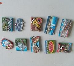 Resinic Craft Polyresin Fridge Magnet