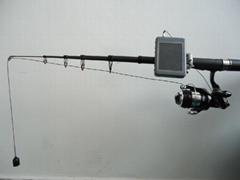可視釣魚竿