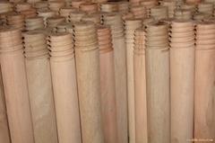 Nature Wooden Mop / Broom Rods handle