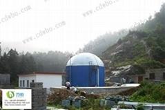 大型柔性沼氣罐100-5000m³