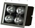LED high power bean pot lamp