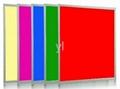 LED RGB panel light