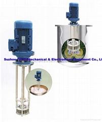 Emulsified Dispersion machine