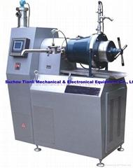 High-Viscosity internal cooling Horizontal Bead Mill