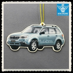 Customized Paper Car Air Freshener