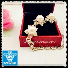 2012 Fashion Accessories Freshwater Pearl Bracelet