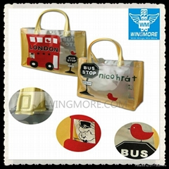 Recyclable PVC Bag for Gifts