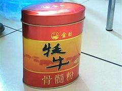 营养品铁罐