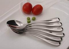 Stainless steel tea spoon set