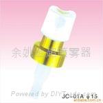 crimp sprayer for prefume