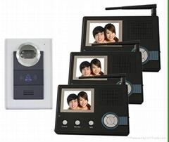 """3.5"""" Wireless digital video door phone"""