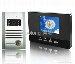 Color Video Door Phone Cheapest