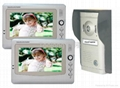 7inch Video Door Camera ,With Intercom