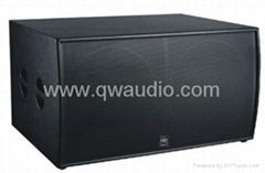 2×18″ Subwoofer Speaker System sound system