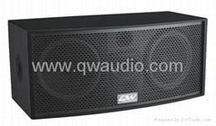"""2×10""""Karaoke Speaker System sound equipment"""
