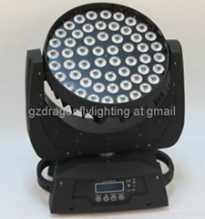 56pcs x10 4-in-1 Tri-LED led moving head Beam Light with Zoom