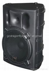 Professional Audio 1X12inch plastic sound equipment