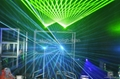 professional stage lighting equipment 2500mW Animation Full Color Laser Light