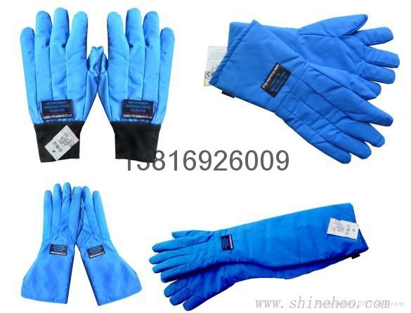 防液氮手套 1