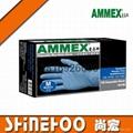 Ammex一次性乳膠手套
