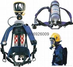 巴固正壓式空氣呼吸器