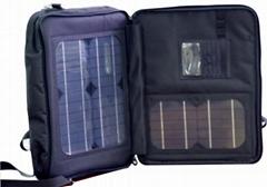 太阳能笔记本电脑包