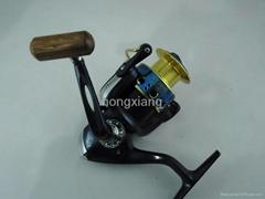 Wholesale Superior 8 precision ball bearings 5.2:1 Bait runner reel GY2000-6000