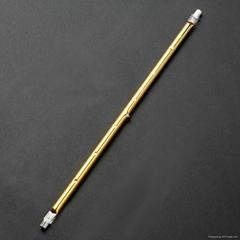 方頭鍍金紅外線燈管
