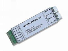 0-10V/1-10V Low Voltage Dimmer