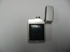 Solar /USB lighter