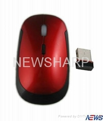 Super Slim Optional wireless mouse