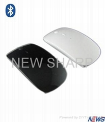 Super slim bluetooth mouse-B5000-White and Black