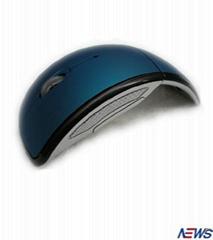 Mini Folding Wireless Mouse