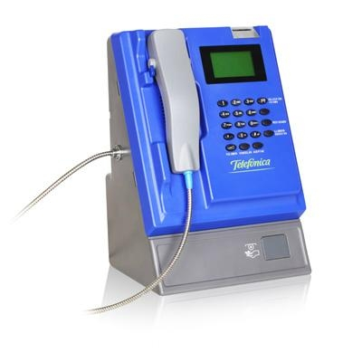 wall-mounted indoor coin  payphone  4