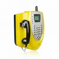 Guanri: Wireless outdoor GSM/CDMA card payphone manufacturer 1