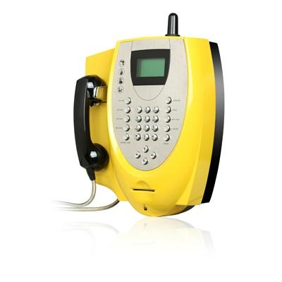 Guanri: Wireless outdoor GSM/CDMA card payphone manufacturer 4