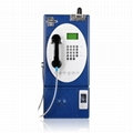 Guanri:  Outdoor GSM coin payphone