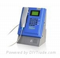 Wireless indoor coin&card payphone  2