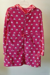 coral fleece soft nightwear